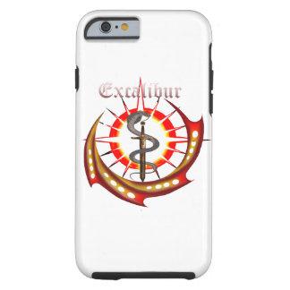 Excalibur/Klinge des Königs Arthur Tough iPhone 6 Hülle