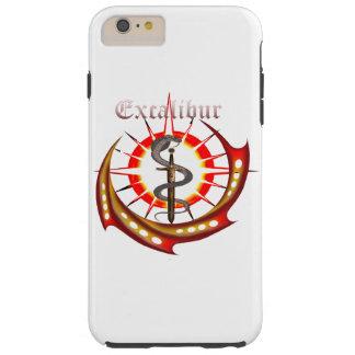 Excalibur/Klinge des Königs Arthur Tough iPhone 6 Plus Hülle