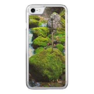 Excalibur, Klinge im Stein Carved iPhone 8/7 Hülle