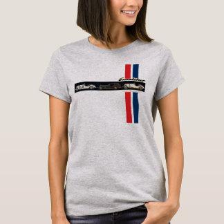 Excalibur SS Reihen-Triofrauen hell T-Shirt