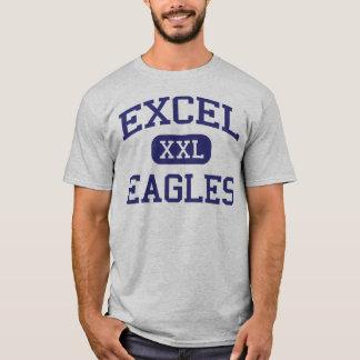 Excel - Eagles - Highschool - Yakima Washington T-Shirt