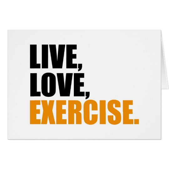exercise karte