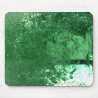 Exklusiver Smaragd Entwurf Mousepads