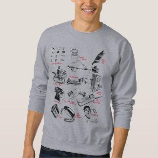 Exkommunizieren Sie Sweatshirt