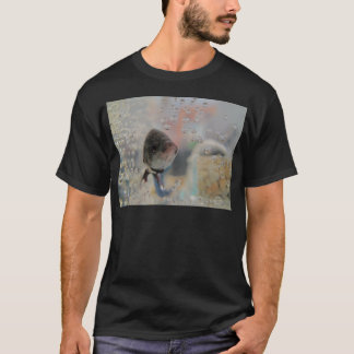 Exotische Betta Fische, die mich betrachten T-Shirt