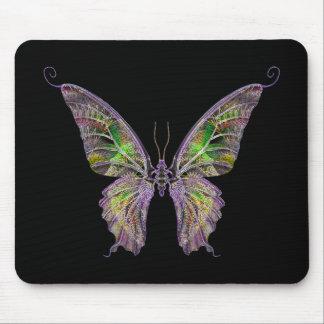 Exotischer Schmetterling Mousepad