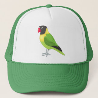 Exotischer Vogel Truckerkappe