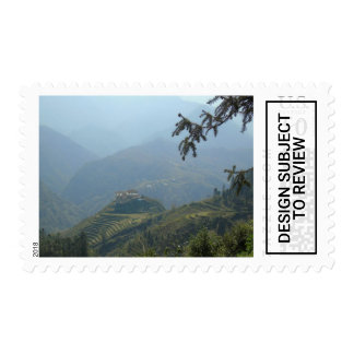 Exotic postage