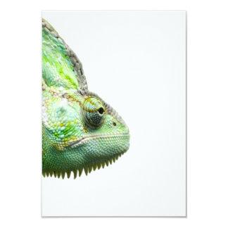 Exotisches Reptil 8,9 X 12,7 Cm Einladungskarte