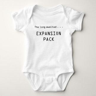 Expansions-Satz-Videospiel-Baby Baby Strampler