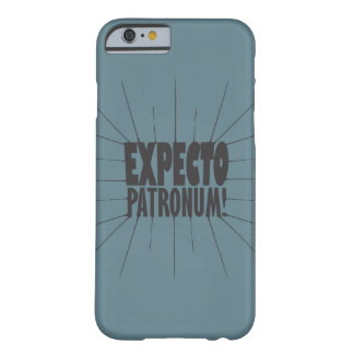 Expecto Patronum! Barely There iPhone 6 Hülle