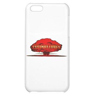 Explosions-Comicen iPhone 5C Cover