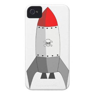 Explosives Rocket Case-Mate iPhone 4 Hülle