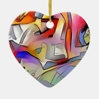 Expression Keramik Ornament