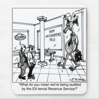 Externer Einkommens-Service? Mousepad