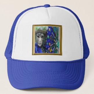 Extravagante Kappe der Karnevals-Masken-1