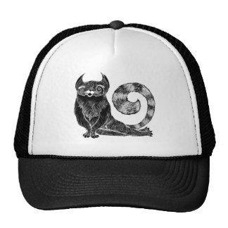 Extravagante Katze Retromützen
