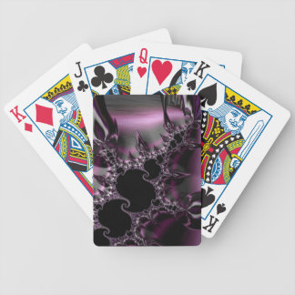 Extravagante u. Spaß-Fraktale mit coolen Bicycle Spielkarten