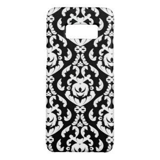 Extravagante weiße Damast-Gewohnheits-Farbe Case-Mate Samsung Galaxy S8 Hülle
