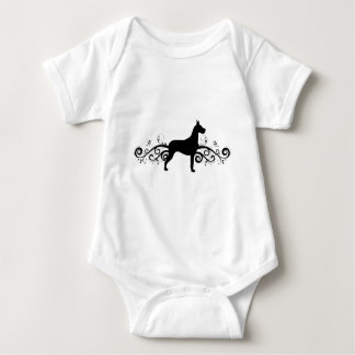 Extravaganter Däne Baby Strampler