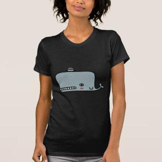 Extravaganter Wal T-Shirt