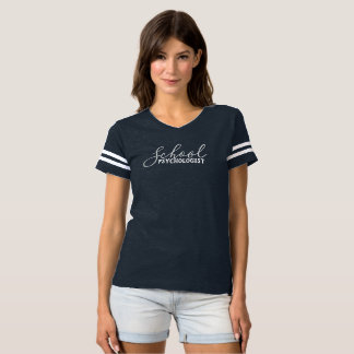 Extravagantes der Fußball-Shirt des T-shirt