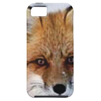 extravagantes Fuchsbild Hülle Fürs iPhone 5