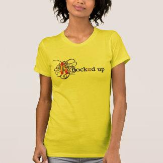 "Extravagantes ""geklopft herauf"" MutterschaftsShirt T-Shirt"