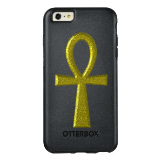 Extravagantes Gold Ankh OtterBox iPhone 6/6s Plus Hülle