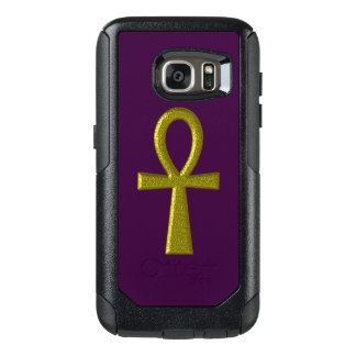 Extravagantes Gold Ankh OtterBox Samsung Galaxy S7 Hülle