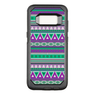 extravagantes Stammes- Grenzmuster 08 (i) OtterBox Commuter Samsung Galaxy S8 Hülle