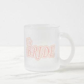 Extravaganz-Braut Teetasse