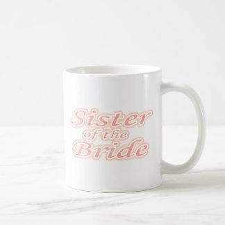 Extravaganz-Schwester der Braut Tee Tassen