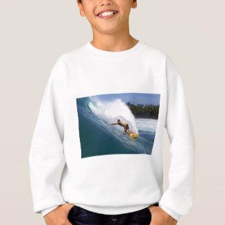 Extrem, das den tropischen Riff Indischen Ozean Sweatshirt