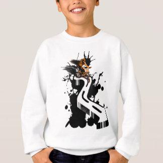 Extremer BMX Reiter Sweatshirt