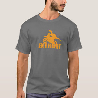 Extremer Dinosaurier T-Shirt