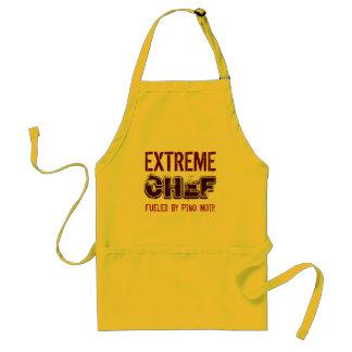Extremer Koch Schürze