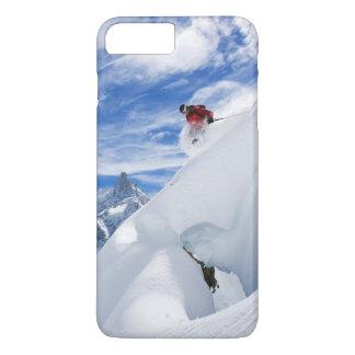 Extremer Ski iPhone 7 Plus Hülle