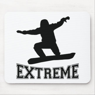 EXTREMER Snowboard Mousepad