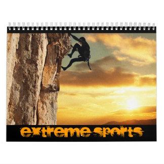 Extremer Sport Kalender