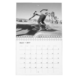 Extremer Sport, Skateboard, MotoX, Abreißkalender