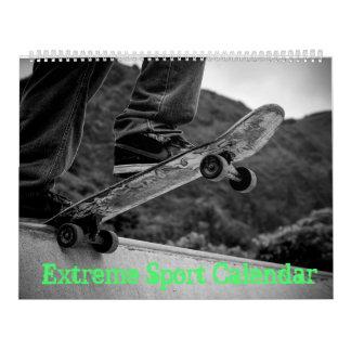 Extremer Sport, Skateboard, MotoX, Kalender