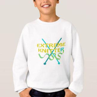 extremer Stricker Sweatshirt
