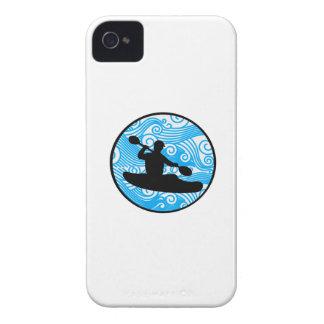 Extremer Wellen-Läufer iPhone 4 Hüllen