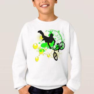 Extremes Radfahren Sweatshirt