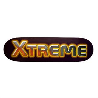 Extremes Skateboard