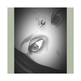 """Eyes"" Leinwanddruck"
