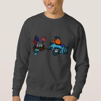 Eyjolf der Schrott-Typ Sweatshirt