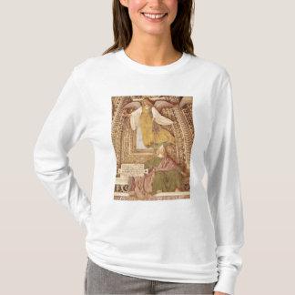 Ezekiel und Engel, die Chalice von halten T-Shirt