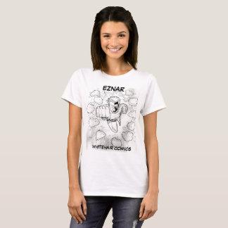 Eznar Bruch durch T-Shirt